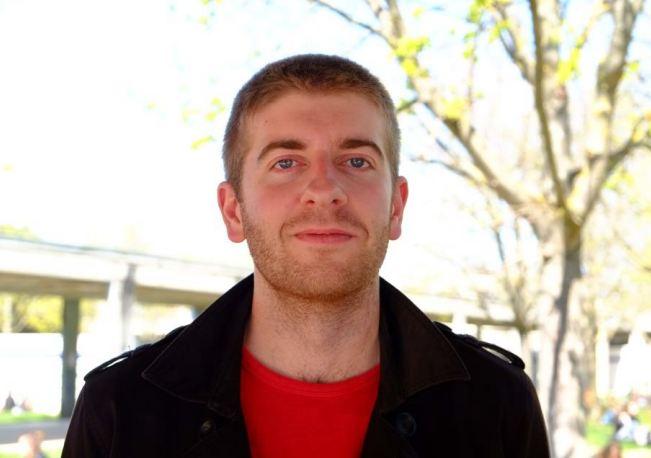 Gaetan a toulouse-i egyetem kampuszán tavaly áprilisban. Fotó: Pierre Millet. Az egyetem vezetése is megdöbbenését fejezte ki az ítélet miatt.