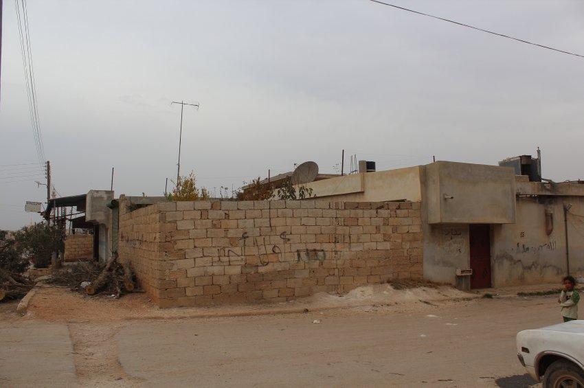 Hádzsi Bakr házába 2014-ben törtek be a felkelők, akik akkor még nem tudták, mekkora hal akadt a horgukra