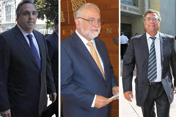 Vicente Cotino, Juan Cotino és Enrique Ortiz építési vállalkozó, a Gürtel valenciai dossziéjában 4 év börtönre ítélné az ügyészség a helyi PP illegális finanszírozása miatt