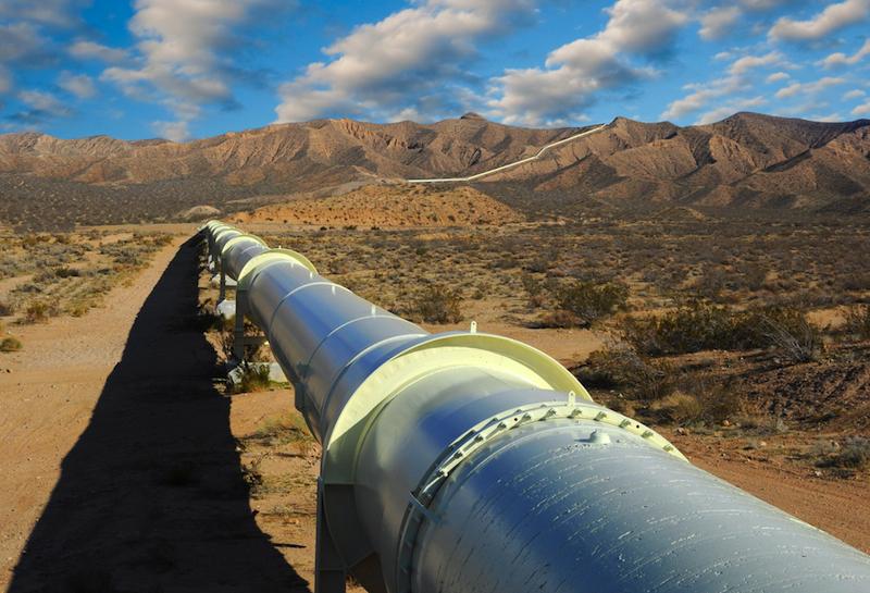 A Keystone olajvezeték