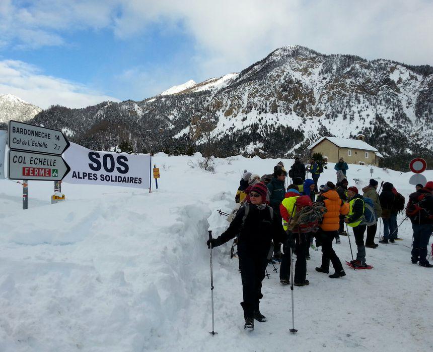 SOS Alpes - az SOS Méditerranée mintájára, fotó: Radio France, B Dupin