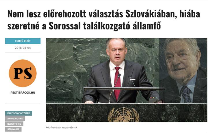Kreml-barát dezinformációs weboldalról  leszedett fotóval manipulál Magyarországon a Pesti srácok