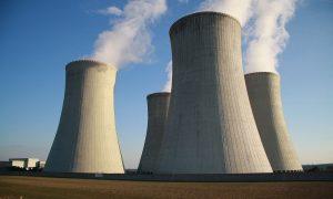 A csehországi Dukovany atomerőmű. Fotó: Jiří Sedláček, Wikimedia Commons