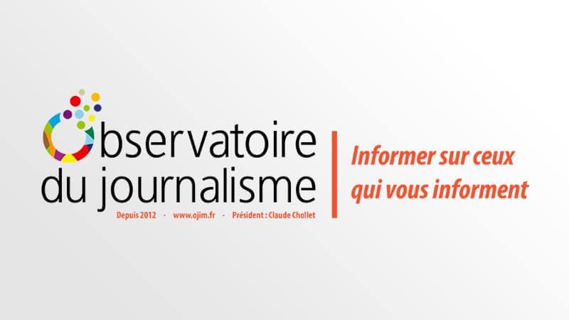 Vezető képünkön a Ojim.fr franciaországi újságírókról portrékat készítő szélsőjobboldali weboldal vezető grafikáját látják. Kép: ojim.fr.